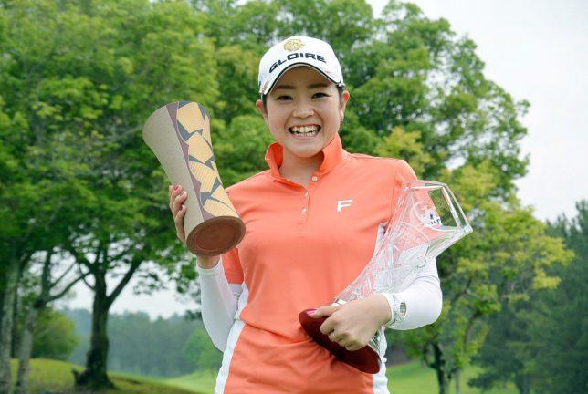 白井市出身の美人プロゴルファーがいるんだって!仲宗根澄香さん
